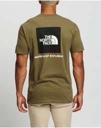 The North Face - SS Box NSE Tee