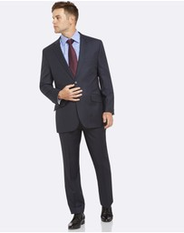 Kelly Country - PGH Pure Wool Two-Trouser Blue Suit