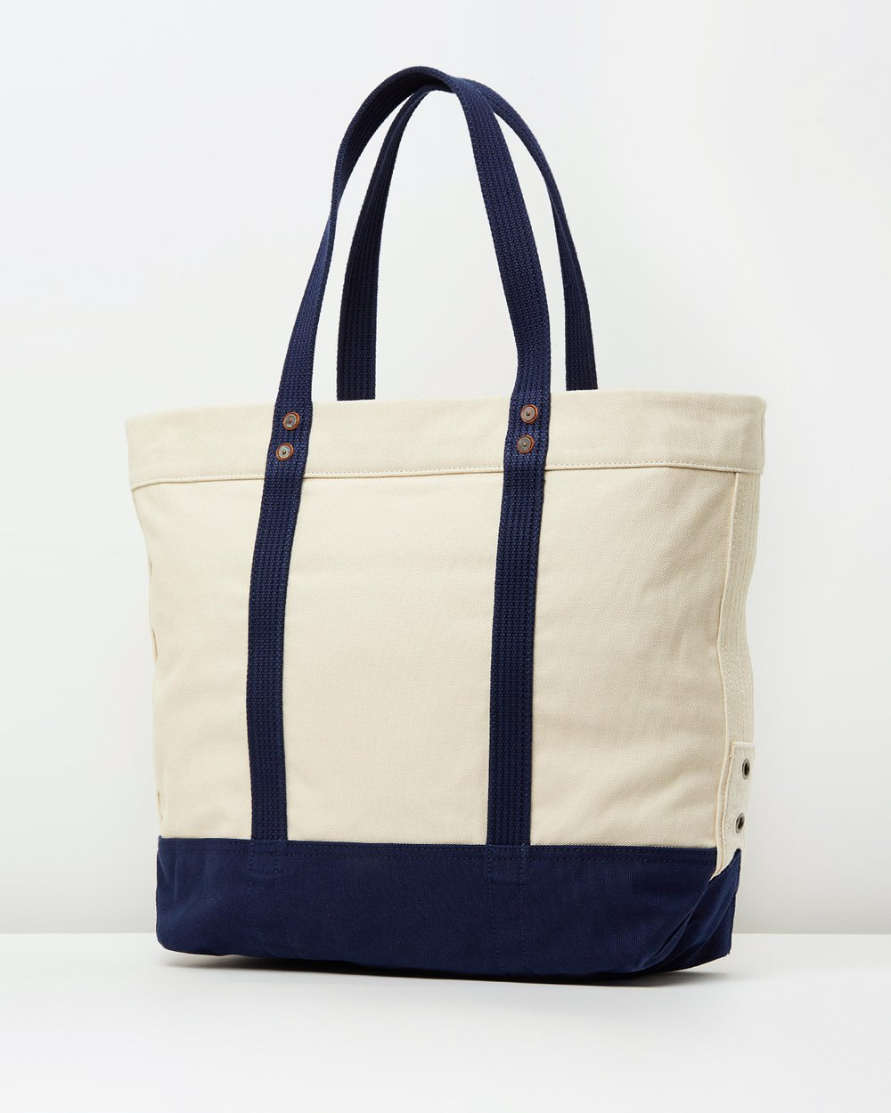 Canvas Pony Tote by Polo Ralph Lauren Online  b7a320078ef3b
