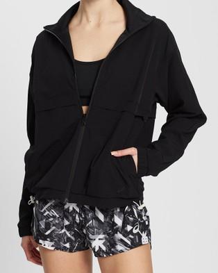 ASICS Luxe Traveler Reversible Jacket   Women's - Coats & Jackets (Performance Black)