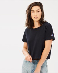 Champion - Cropped Tee