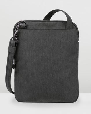 Travelon Metro N S Crossbody - Bags (Heather Grey)