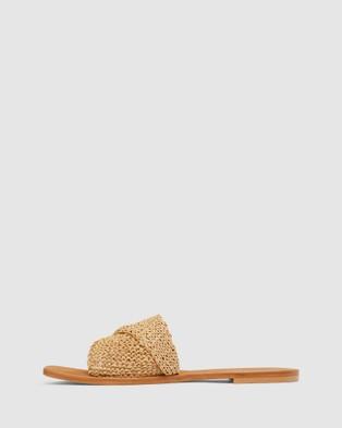 Urge Delta - Sandals (Natural)