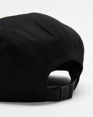 adidas Originals - Adicolor 5 Panel Cap - Headwear (Black) Adicolor 5-Panel Cap