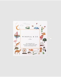 Mindful & Co - Yoga Flash Cards