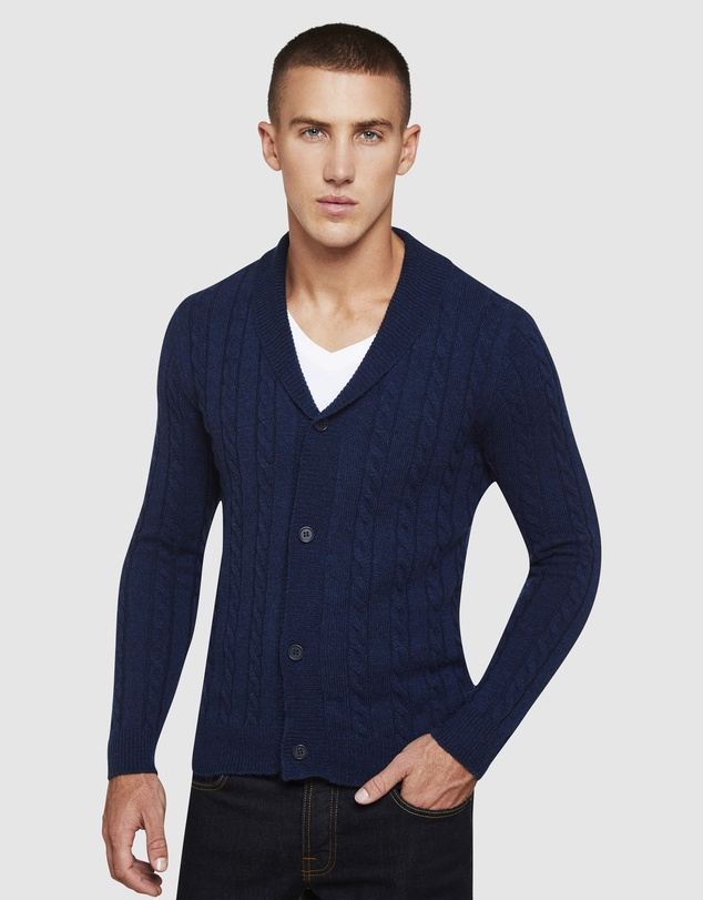 Oxford - Lee Cardigan