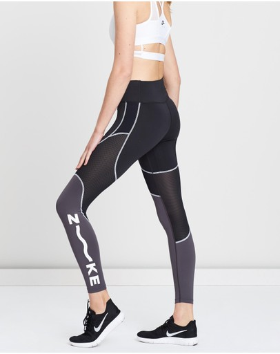 54bebd35b3ee09 Buy Nike Tights | Sports Tights Online | THE ICONIC