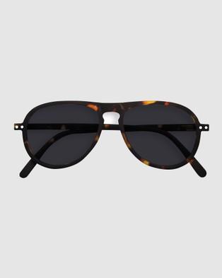 IZIPIZI - Sun Collection I Sunglasses (Brown)