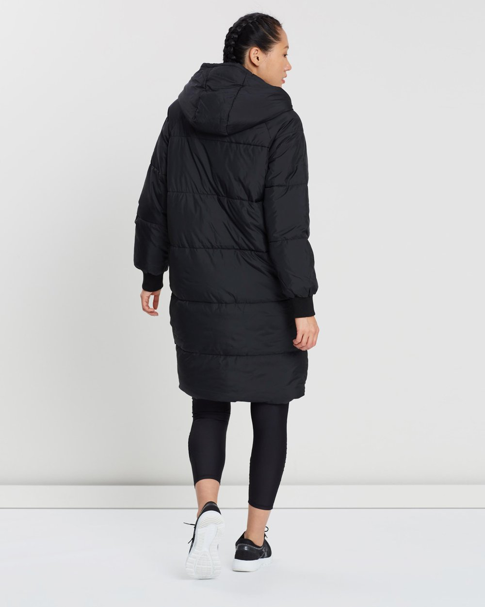 0dd24f8c99f Longline Active Puffer Jacket by Cotton On Body Active Online