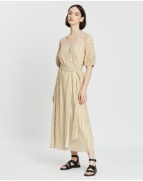 Ginger & Smart - Awakening Wrap Dress