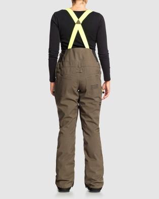 DC Shoes Womens Collective Snow Pant - Pants (Tarmac)