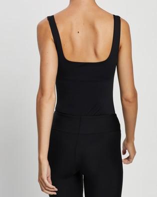 Running Bare Sundance G String Bodysuit - Dresses (Black)