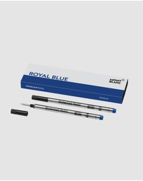 Montblanc - Rollerball Pen Refills 2-Pack