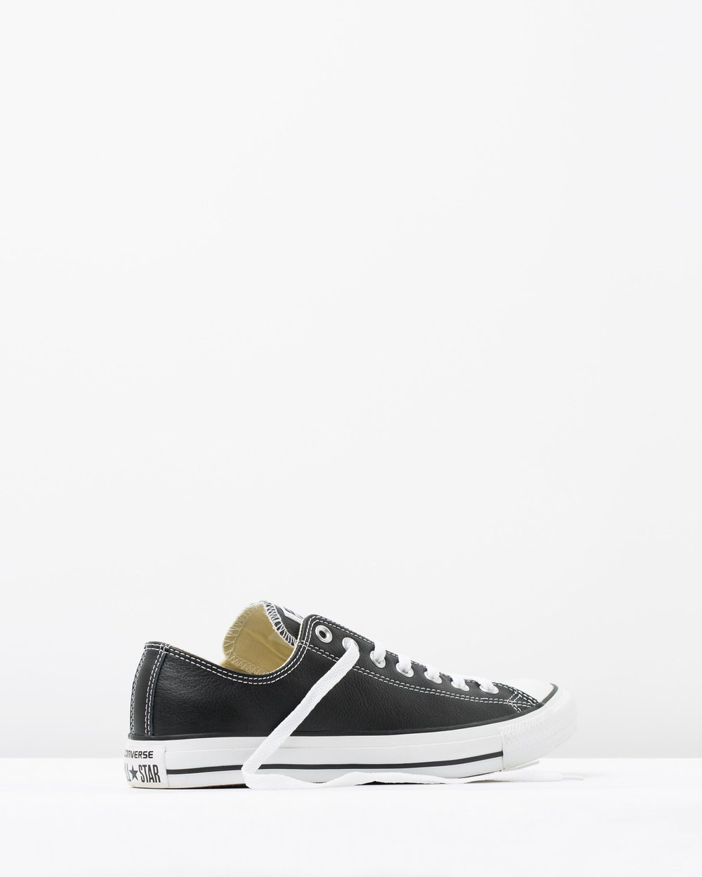 Chuck Taylor All Star Leather Ox by Converse Online  1fb0973cc2