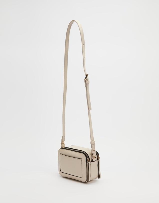 Women Poppy Leather Camera Bag