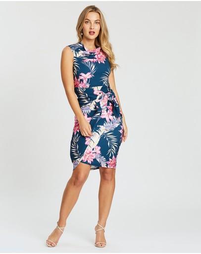 Fresh Soul Paradiso Dress Print