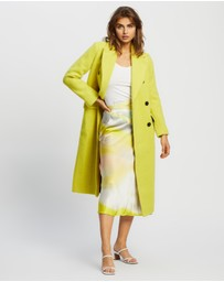 TOPSHOP - Wool Coat