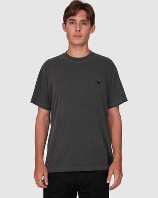 Element - Venom Ss Tee T-Shirts & Singlets (BLACK RINSE)