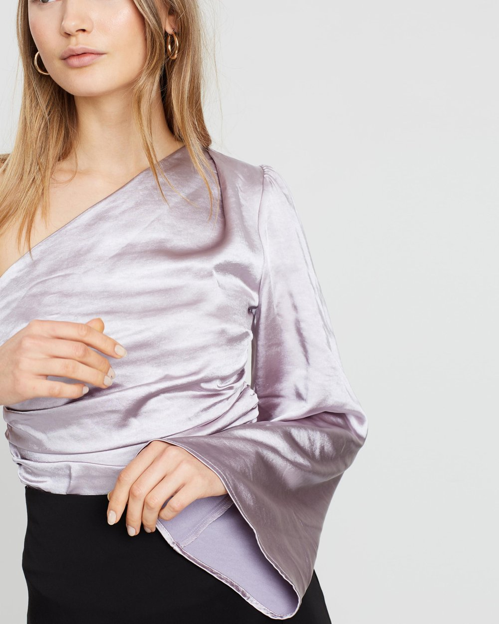 0cbbedcf110095 Liv One-Shoulder Top by Atmos&Here Online | THE ICONIC | Australia