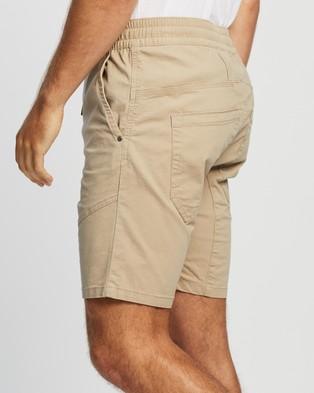 Nena & Pasadena Commander Short 2.0 Twill Shorts - Shorts (Nomad)