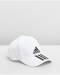 Six-Panel Classic 3-Stripes Cap - Unisex