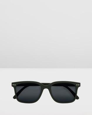 IZIPIZI Sun Collection L - Sunglasses (Green)