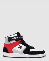 DC Shoes - Mens Pensford Hi Top Shoe