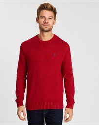 Polo Ralph Lauren - Long Sleeve Cotton Sweater