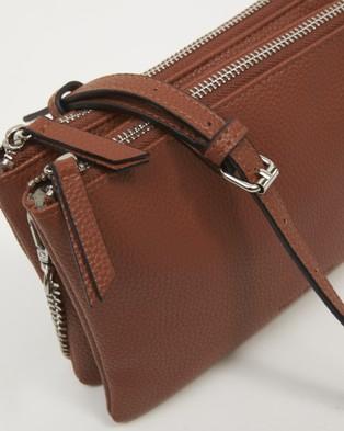 Tony Bianco Ilias - Handbags (Tan)