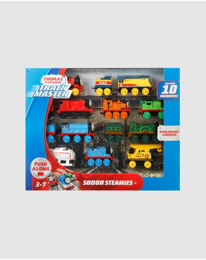 Thomas & Friends - Push-Along Engine 10 Pack