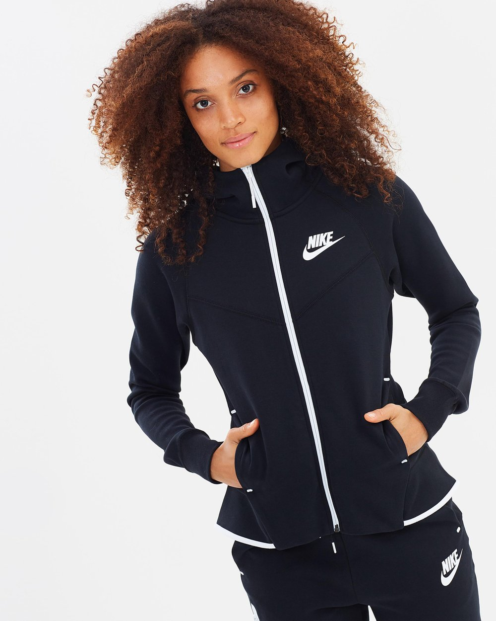 Tech Fleece Windrunner Hoodie - Women s by Nike Online  f1f8832163
