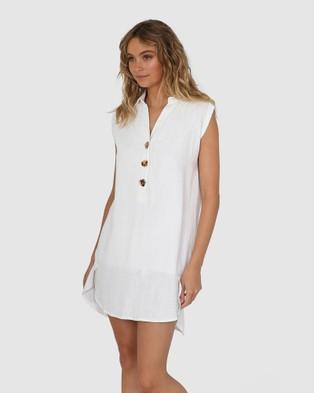 Lost in Lunar  Vanessa Dress - Dresses (White)