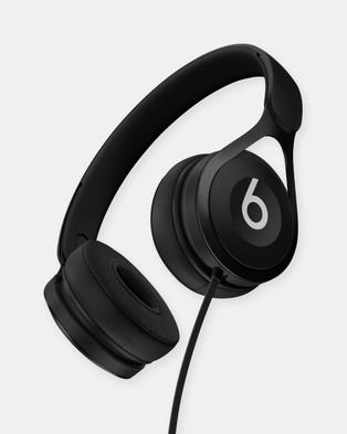 Beats by Dr. Dre - EP On Ear Headphones Tech Accessories (Black) On-Ear