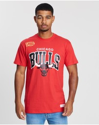 Mitchell & Ness - Arch Short Sleeve Tee