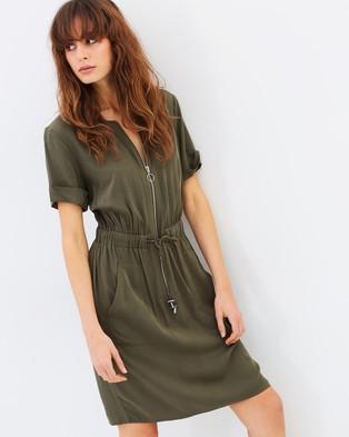 Warehouse – Casual Utility Dress