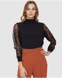 Cooper St - Lenox Knit Top