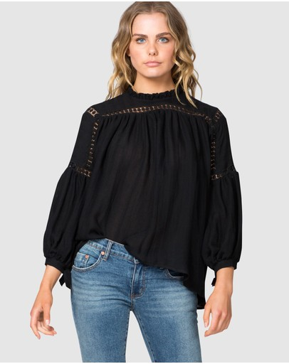 7805a02848c52f Tops | Buy Womens Tops & Blouses Online Australia- THE ICONIC