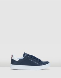 Tommy Hilfiger - Lace Flag Sneakers Senior