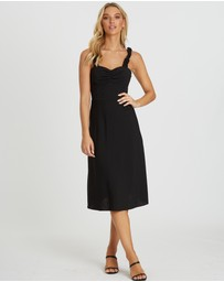 Tussah - Camellia Midi Dress