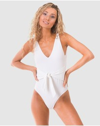 RH Swimwear - Belt One Piece