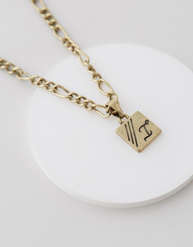 Men Figaro Chain Necklace