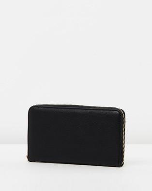 PETA AND JAIN Madeline Wallet - Wallets (Black)