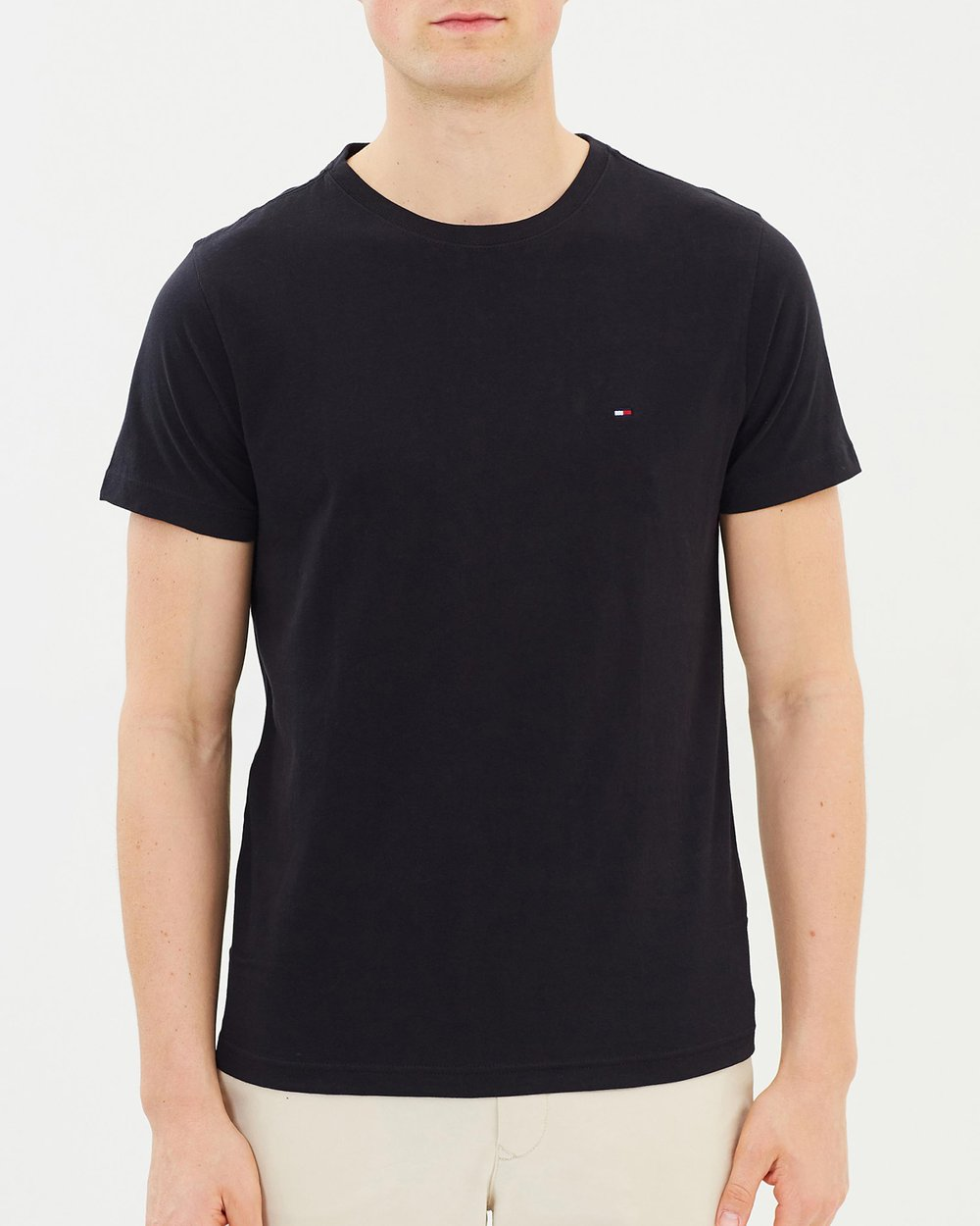 d6722d27 May Crew Neck Tee by Tommy Hilfiger Online | THE ICONIC | Australia