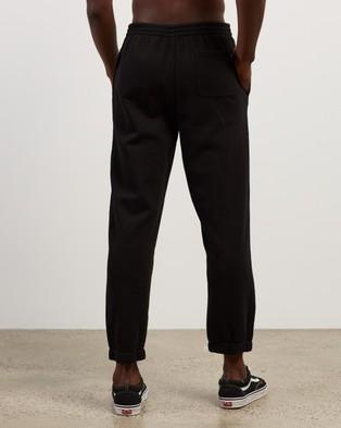 Stussy Graffiti Trackpants - Sweatpants (Black)