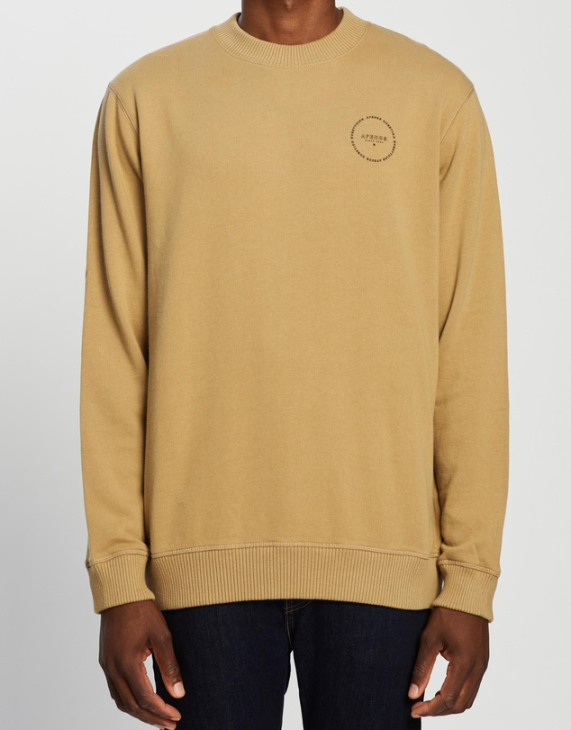 Afends - Circle Pit Crew Neck