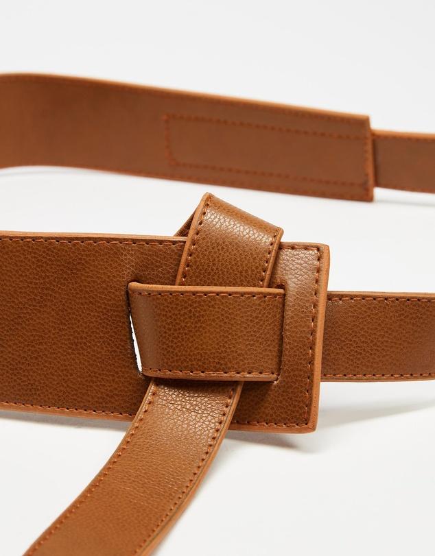 Women Tie Wrap Belt