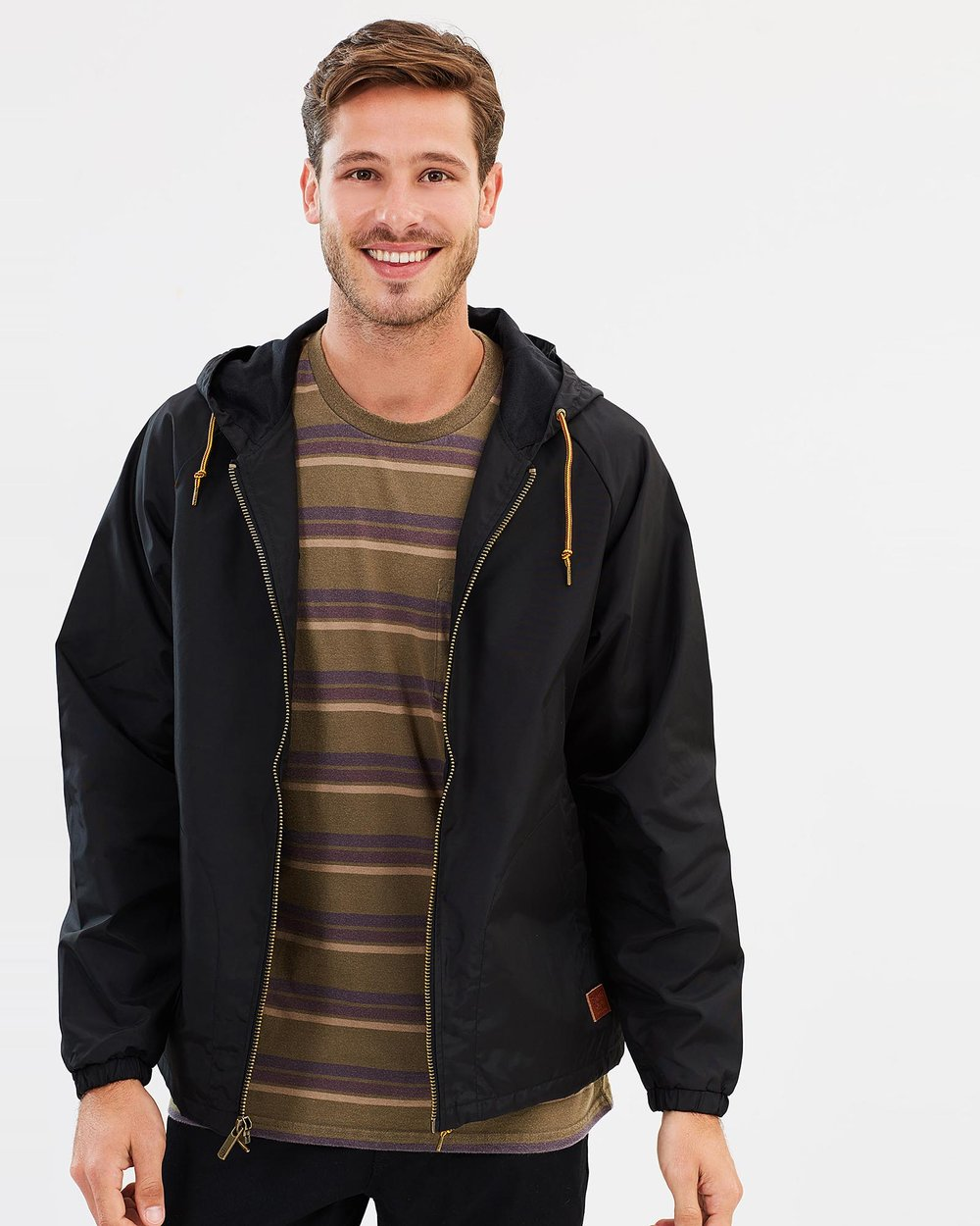 40731951f Claxton Jacket by Brixton Online | THE ICONIC | Australia