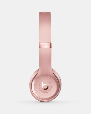 Beats by Dr. Dre Beats Solo3 Wireless Headphones - Tech Accessories (Rose Gold)