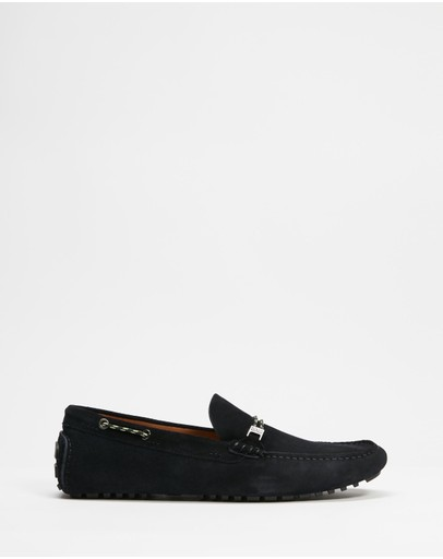 BOSS - Driver Moccasins in Suede