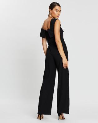 Montique Brooklyn Jumpsuit - Jumpsuits & Playsuits (Black)